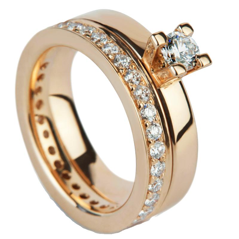 Förlovningsringar från Lyxxa